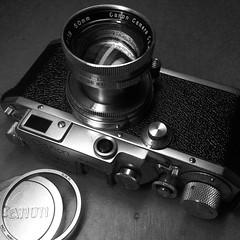 Canon III with SERENAR 50mmf1.9 LTM (moto44) Tags: ltm canon 50mm rangefinder serenar f19 50mmf19 canoniii