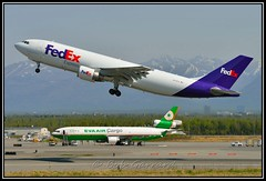 N723FD FedEx - Federal Express (Bob Garrard) Tags: airbus express fedex anc federal a300 panc n723fd