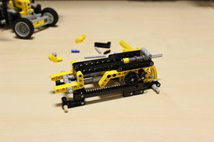 8852 Redux-1a (Barman76) Tags: robot lego competition mini technic redux 5582 eurobricks