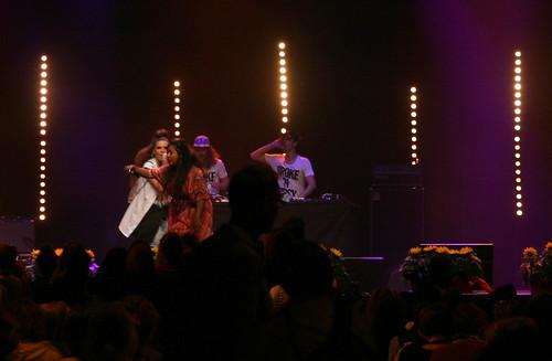 Inspirerande bas av Cleo & Kristin Amaro Nordiskt Forum 2014