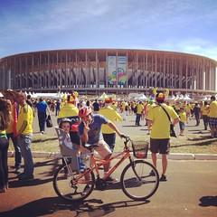 (asleeponasunbeam) Tags: world cup freeassociation bike stadium fifa fa