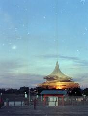 """Multi-exposure - The Sunset Rules"" (ijam.foto.klik) Tags: iso800 lomography analogue filmcamera nikonf3 filmphotography colornegative analoguephotography"