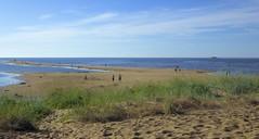 Särkät (villoks) Tags: sea summer beach finland kesä aurinko sininen taivas kalajoki valkoinen hiekkaranta hiekkäsärkät