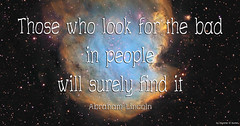 Quotes (UniverseOfQuotes) Tags: people look bad quotes sayings find universeofquotes