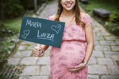 Bebê a bordo - Maria Luiza