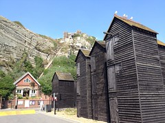 East Hill Lift, Hastings (looper23) Tags: old uk england sussex seaside lift hill july east hastings 2014