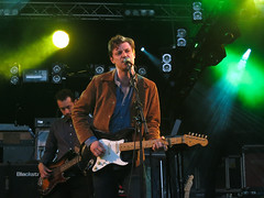 The Rails (supporting Paul Weller @ Dalby Forest - 27.6.2014) (martinhouse119) Tags: paulweller