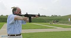 07-02-2014 Target Practice at Firing Range