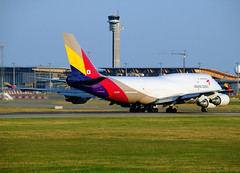HL7620, Boeing 747-419BDSF, Asiana Cargo, OSL 11.07.2014 (Skidmarks_1) Tags: norway airport aircraft aviation cargo boeing747 asiana airliners osl freighter engm oslogardermoenairport hl7620