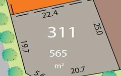 Lot 311 White Cedar Ave, Claremont Meadows NSW