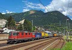 SBB Re4/4'' 11171 (maurizio messa) Tags: railroad alps switzerland ticino railway trains svizzera bahn alpi mau freighttrain ferrovia treni gotthard re44 gottardo guterzuge nikond7100