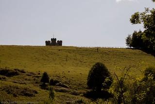 Walking By Arundel Castle