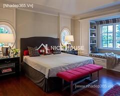 Thiết kế nội thất phòng ngủ tân cổ điển_31