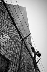 Freedom ? (SamLoz Photography) Tags: camera new york city nyc usa ny tower fence freedom nikon security question