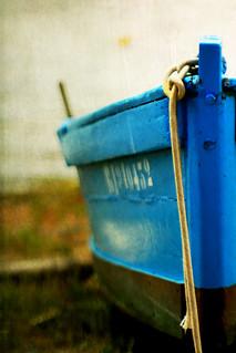 Blue boat (2)