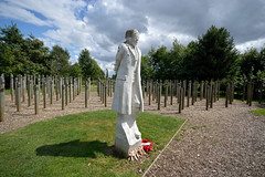 """Shot at Dawn"" Memorial (Bri_J) Tags: nikon memorial nma nationalmemorialarboretum d3200 shotatdawn"