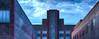 Zeche Zollverein (xor81) Tags: museum essen sonnenuntergang sommer nrw dämmerung industrie ruhr hdr highdynamicrange zollverein zeche weltkulturerbe langzeitbelichtung industriekultur nachtaufnahmen