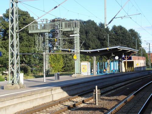 Ludwigslust - Bahnhof
