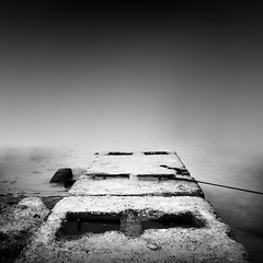 ... (alexey sorochan) Tags: longexposure sea blackandwhite bw seascape storm black travelling beach nature water monochrome rock fog clouds port photography coast harbor photo waterfront stones side foggy odessa ukraine minimal nd prints cape summertime waterside seaport ripe breakwater brink blacksky ndfilter sealandscape smoothwaves beautifulprints wavecutter simpleforms timewaves ndstopfilter watersidesea printsofnature minimalismprints longexposureprints