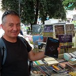 "Sime and His Book about Free Masons in Macedonia <a style=""margin-left:10px; font-size:0.8em;"" href=""http://www.flickr.com/photos/14315427@N00/14876200044/"" target=""_blank"">@flickr</a>"