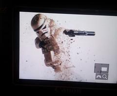 Back from the dead (Shobrick) Tags: starwars lego stormtrooper shobrick avanaut