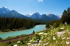 Beautiful Canada (JaninaDy) Tags: trip vacation lake canada mountains nature beauty holidays outdoor rocky adventure