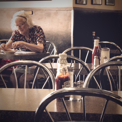morning crossword, meat packing district