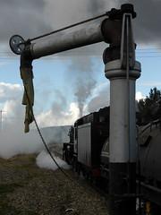 Steam and rain (ajat18) Tags: nsw mikado baldwin steamlocomotive fotoz lvr dampf whitford 5917