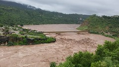Extreme Flood in Poonch River at Gulpur Azad Kashmir Sep-2014 (aazr_caa) Tags: river flood azhar kotli 2014 hussain poonch khuiratta gulpur azharhussain flood2014 azharhashmikhuiratta
