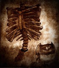 """""""El cuerpo es un momento"""" (bigbangbebop) Tags: art arte grafica zinc cuerpo grabado existencialismo aguafuerte aguatinta"""