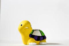 It's me, Turtle (bryan.lagarde) Tags: summer art colors smile happy colorful ceramics paint turtle