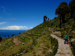 DSCF7358 (JohnSeb) Tags: lake peru titicaca lago island see meer lac perú taquile isla 湖 johnseb jezioro sø озеро southamerica2012