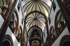 St. Severus Church (jpellgen) Tags: travel summer church architecture germany nikon europe european august unesco tamron rhineland worldheritage boppard 2014 severus 18200mm stseverus d5100 saintseverus