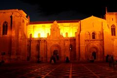 Len (Lucky Marsa) Tags: light night spain lampy len noc miasto hiszpania owietlenie