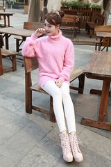 xueliB_03 (Homair) Tags: sweater fuzzy fluffy angora tneck