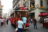 Vieux tram toujours en service
