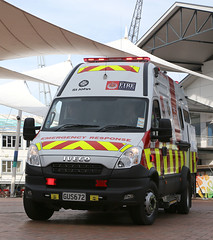 Iveco Fire Ambulance (adelaidefire) Tags: new fire zealand wellington council conference service emergency australasian 2014 authorities afac