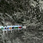 Ruderboote am Schmalsee thumbnail