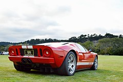 Astonishing Ford GT (Alan T. Photography) Tags: red favorite news money ford nature grass car wow gold yahoo flickr top rich picture like automotive mustang popular supercar share fordgt carporn trending
