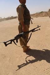 Irak Kurdistan Makmur Frontlinie 12.09.2014  img_7856_result (Thomas Rossi Rassloff) Tags: is al war islam iraq krieg east terror middle isis kurdistan irak qaida kurden pkk