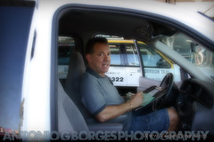 Al coming off from a shift at Henderson Taxi....... (Agborges63) Tags: usa 2004 photography al lasvegas g cab taxi albert nevada july henderson antonio borges a vegastonycom vegastony