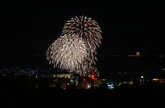 South Lake Tahoe Fireworks July 4th (benjaminfish) Tags: lake fireworks south 4th july tahoe 2015