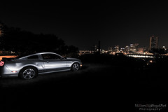 Mustang overlooking Richmond, VA (~ViZionZ@BoydNet Photography~) Tags: longexposure lightpainting virginia nikon richmond tokina mustang d7100 1116mmf28 vizionzboydnetonlinecom autoblogboydnetonlinecom vizionzboydnet vizionzatboydnetphotography