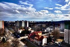 DSCF0038a_jnowak64 (jnowak64) Tags: poland polska małopolska craców kraków krakoff bronowice krajobraz architektura niebo zima mik