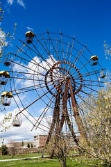 TALIN-29 (RAFFI YOUREDJIAN PHOTOGRAPHY) Tags: talin armenia armenian travel walk backpacking ferris wheel soviet church monastery ancient old ruins crumbled dilapidated abandoned derelict apocalyptic clouds graveyard