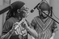 (Owen Llewellyn) Tags: owenllewellyn cygnusimaging london southlondon simonking resonance 1044 fm radio benefit fundraiser music clubintegral iklectik blackandwhite mono