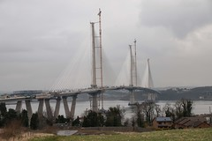 New Queensferry Crossing - March 2017 22 (Bill Cumming) Tags: scotland forth river bridge bridgeconstruction southqueensferry