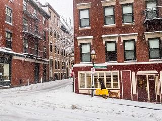 Snowy Beacon Hill