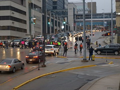 Green Means Stop (PPWIII) Tags: grandrapids protest demonstration immigration michigan ionia ottawa butterworth msu state universit medical school hospital mile
