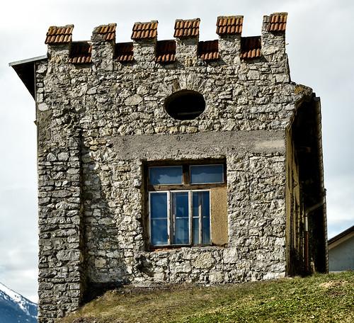 Burg Martinsbühel - Zirl, Tirol
